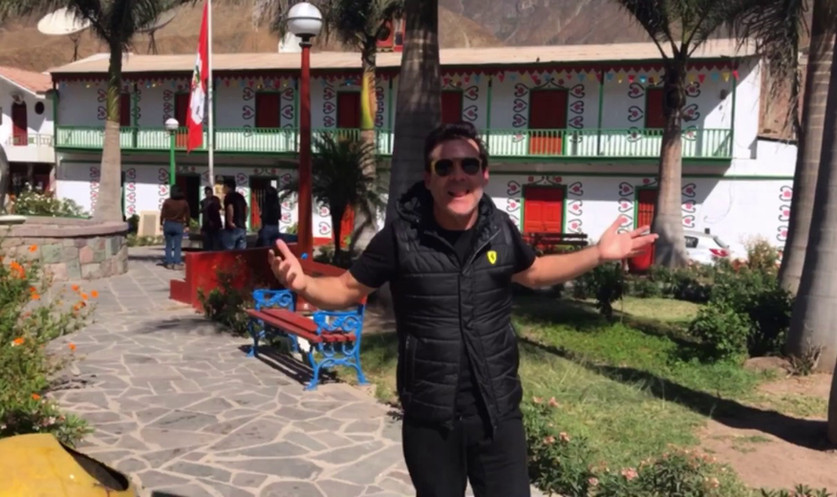 Visita a Chongomarca