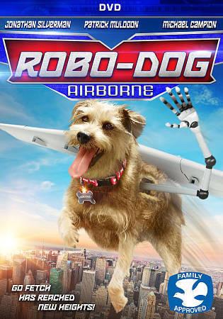 23. Mi perro es un robot 2 (Robodog Airb