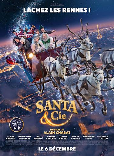 3. Santa Claus y compañía (Santa & cie).
