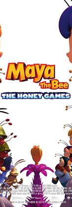 21. La Abeja Maya 2, los juegos de la mi