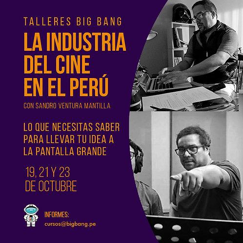 La Industria del Cine en el Perú