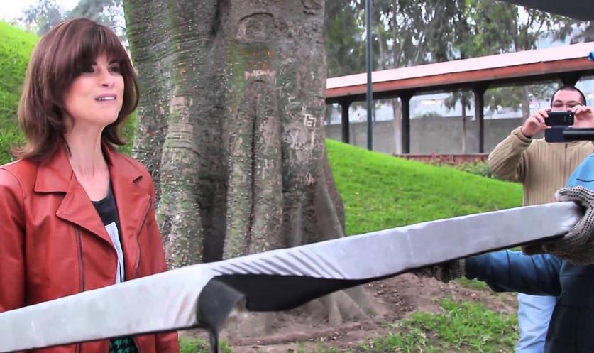 Entrevista a Fiorella Rodríguez
