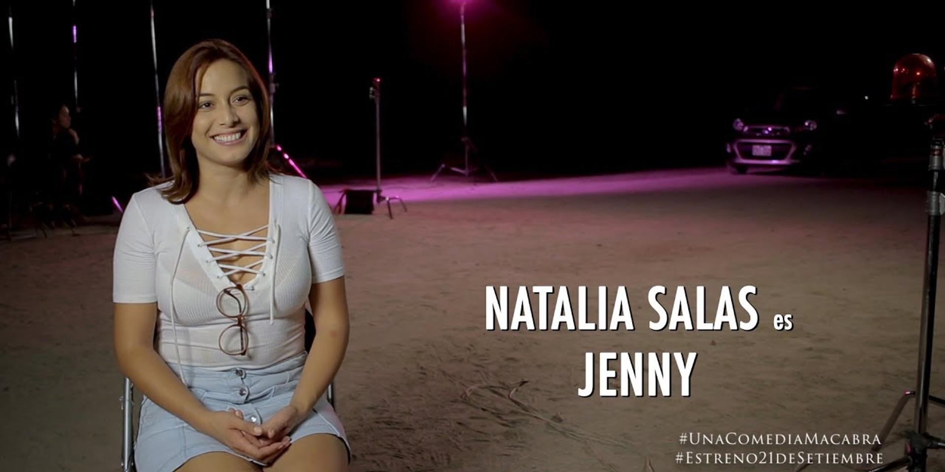 Natalia Salas es Jenny