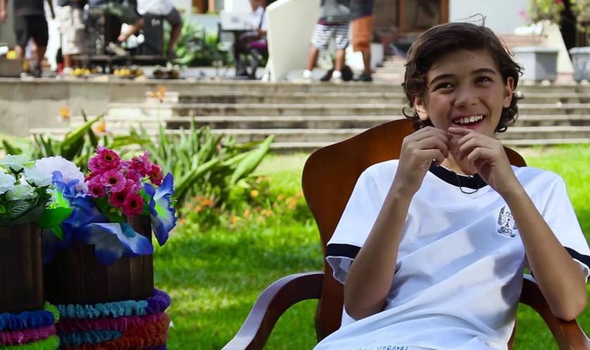 Thiago Bernal es Ignacio