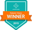 Opencare Patients' Choice Winner - Best in Moorpark