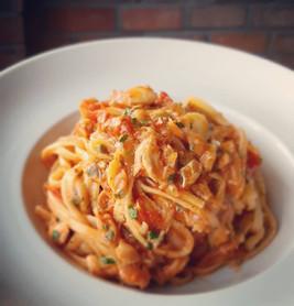fresh, house-made pasta