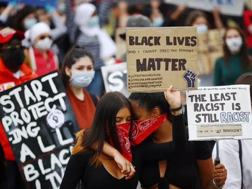 Black Lives Matter - Dê voz a esse povo