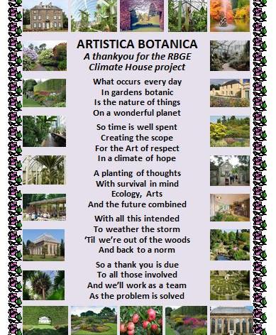 Artistica Botanica by Eoghan M. Howard