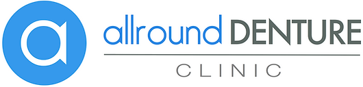 allround denture clinic logo for ramsgate clinic on rocky point rd ramsgate sydney