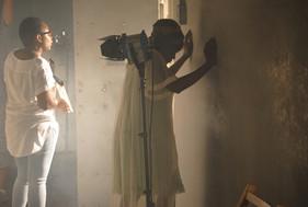 Director Lodi and Lead Sibulele - Vrede
