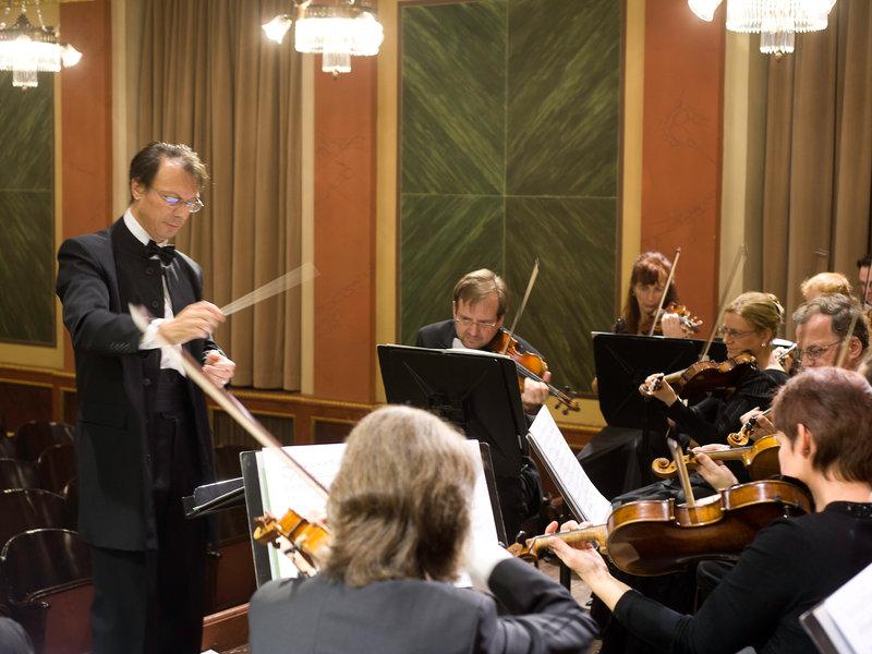 Philippe Morard, Wiener Concertverein