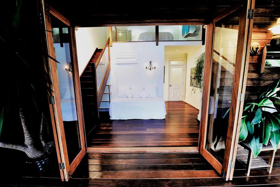 Western Superior Loft 1 Living Room