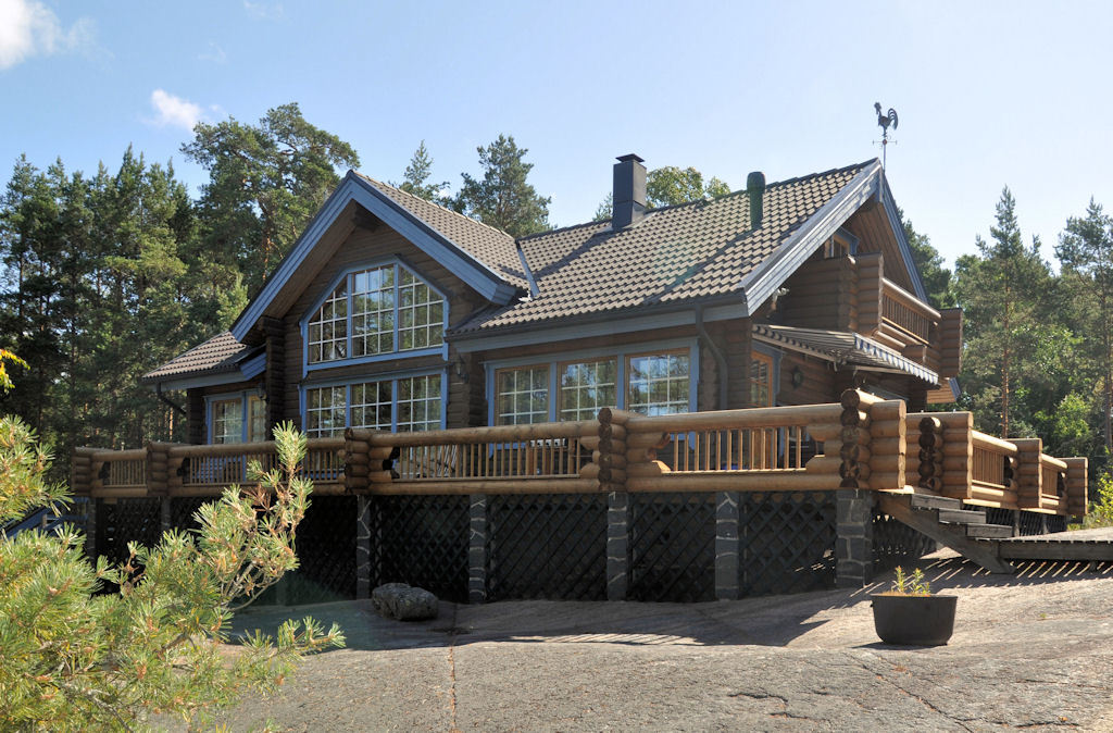 Kontio Log House