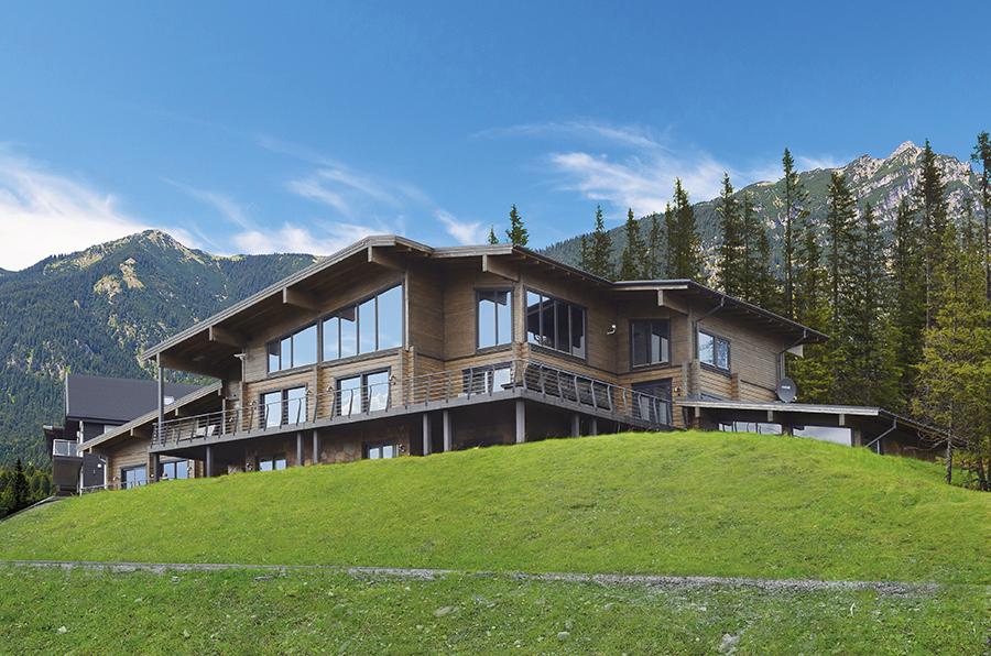 Kontio Mountain Ski House