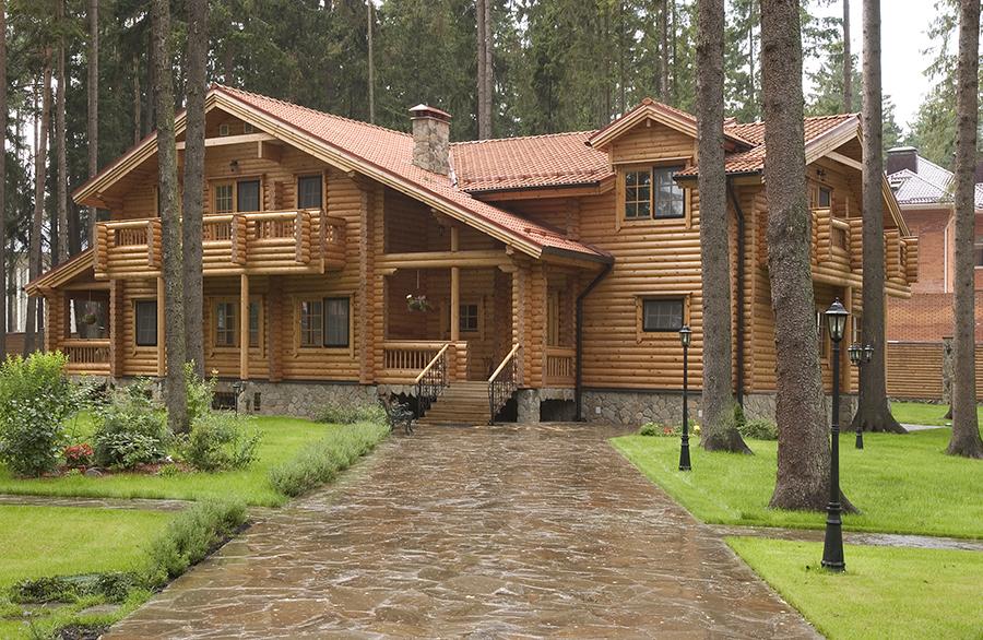 Kontio Log House