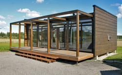 Kontio Glass House 50