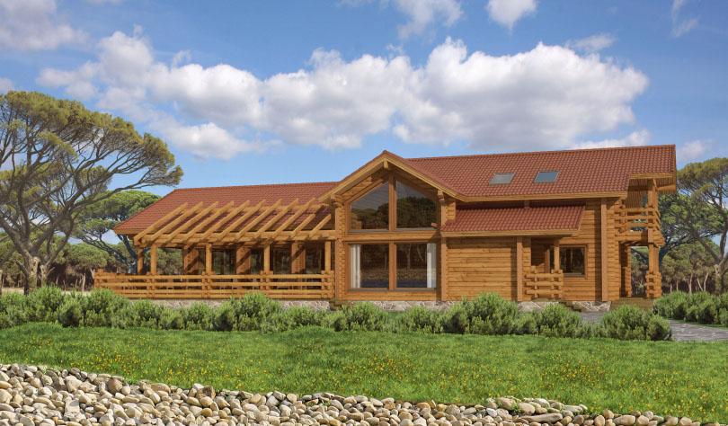 Kontio River Club House