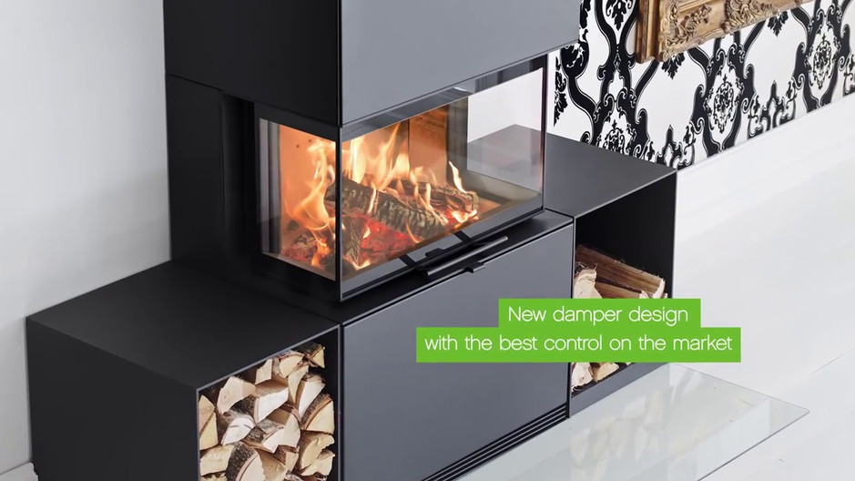 Contura i51 - A fireplace for the modern home