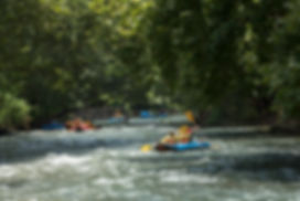 RAFTING IN THE JORDAN RIVER ADVENTURE