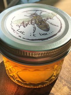 Local Hong Kong Honey