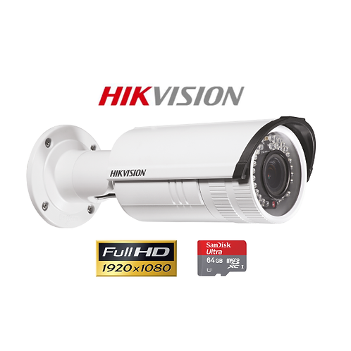 IP kamera za video nadzor Hikvision DS-2CD2620F-I