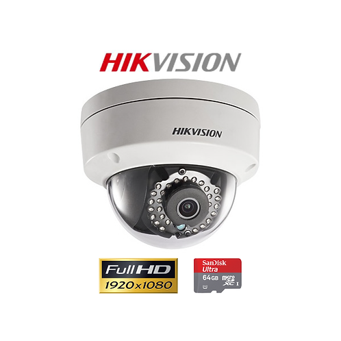 IP kamera za video nadzor Hikvision DS-2CD2120F-I