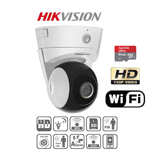 IP kamera za video nadzor Hikvision DS-2CD2Q10FD