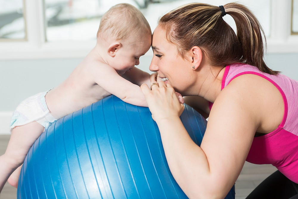 Mom and Baby Fitness
