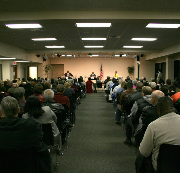 4th Floor Auditorium - view from back