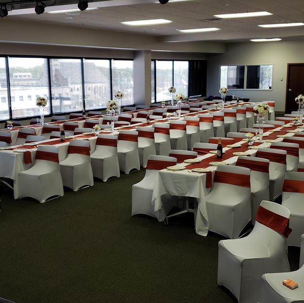4th Floor Auditorium - private rental