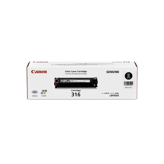 Canon CART 416BK (2.3k pgs) Consumables