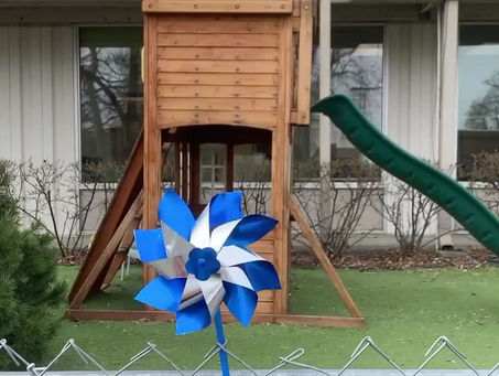 #pinwheelsforprevention
