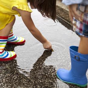 Regen-Wettbewerb
