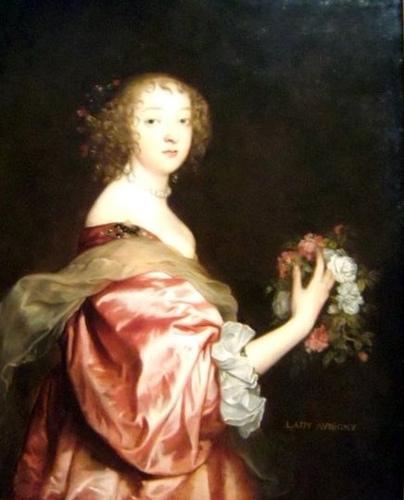 Lady Catherine d'Aubigny