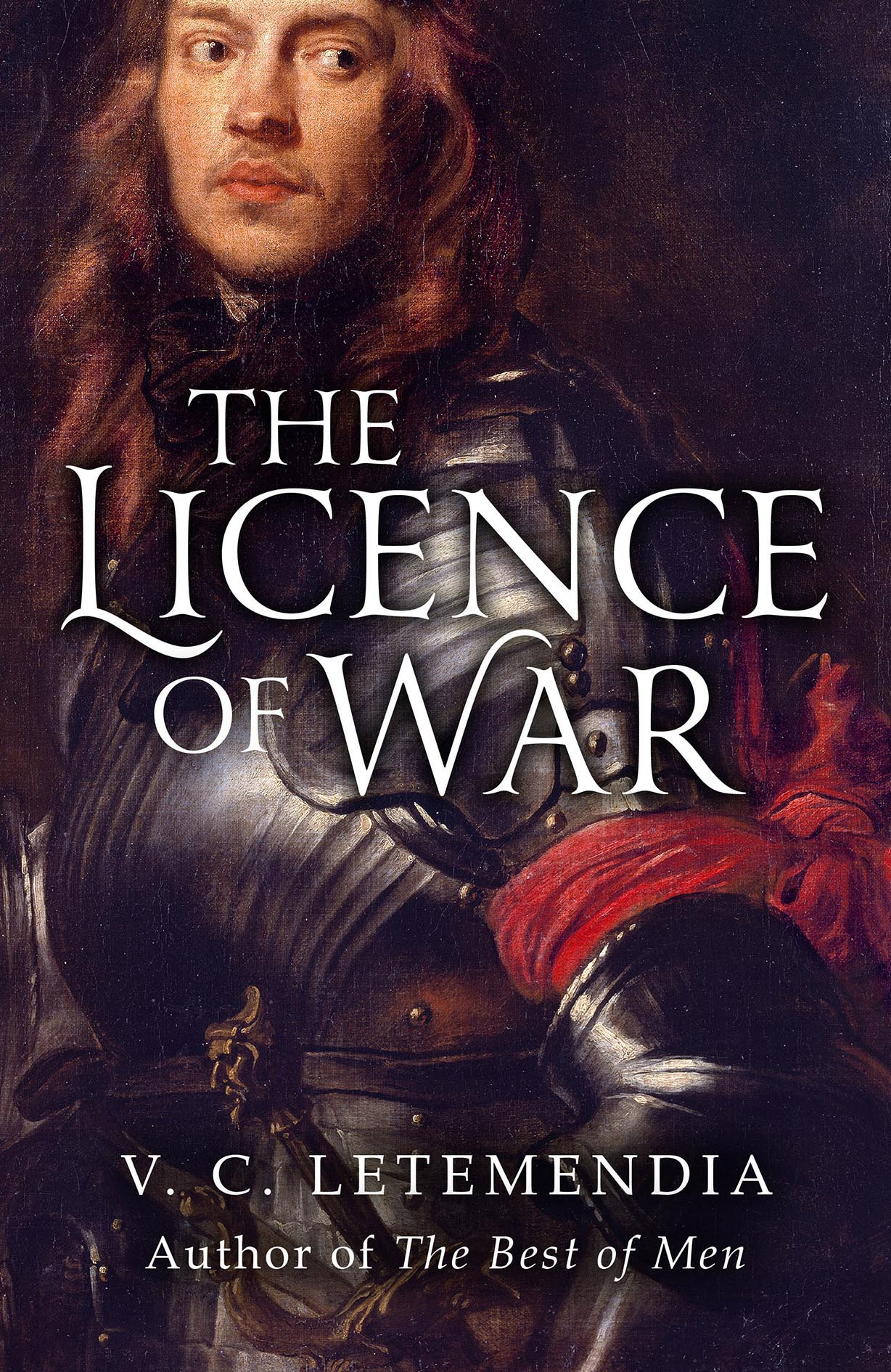 The Licence of War UK hardcover