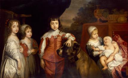 Five Children of Charles I