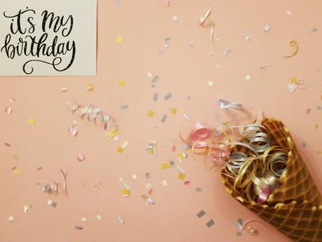 Jubeljaar (en leuke actie!)