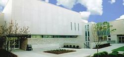 Maryville University Courtyard