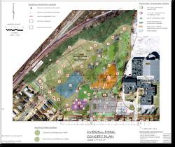 Greensfelder Park Concept Plan
