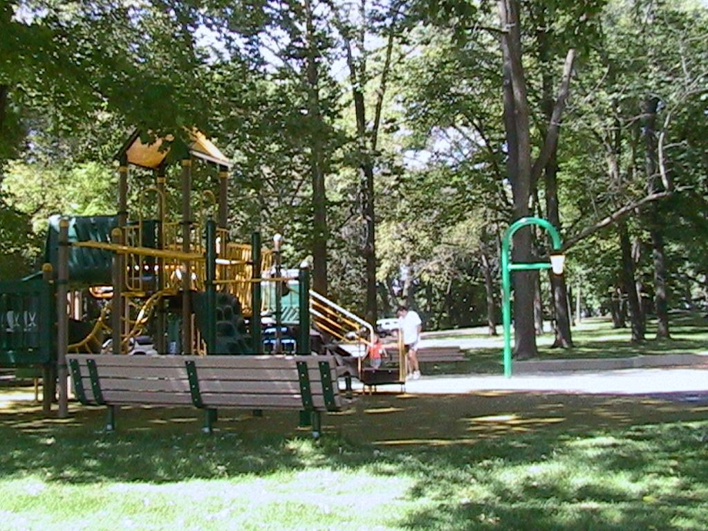 Branwood Playground Creve Coeur Park