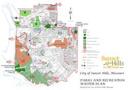 Sunset Hills Parks & Rec Master Plan