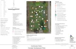 McAllister Park Concept Plan