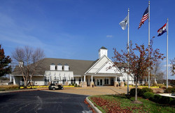 View of Main Clubhouse