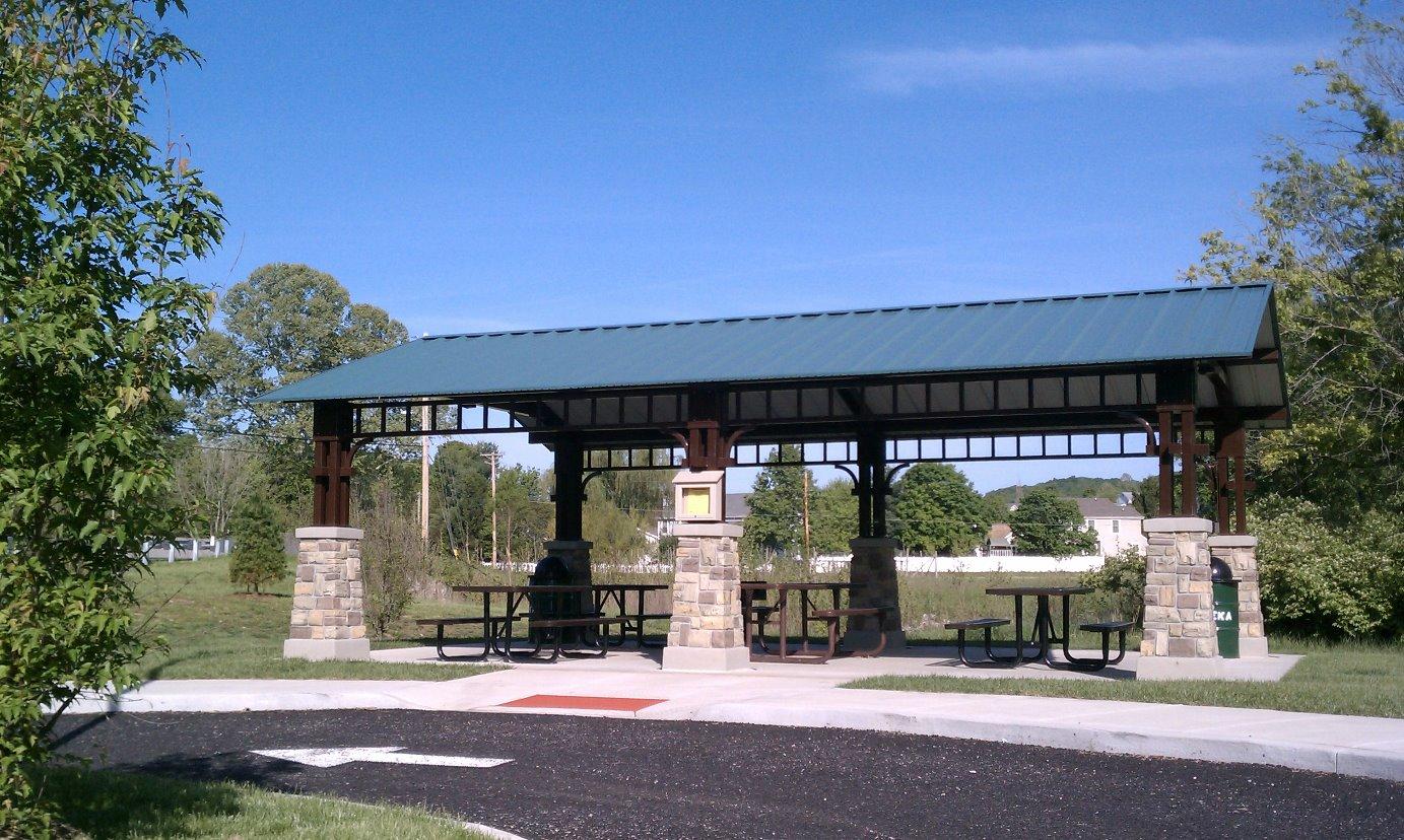 Park Shelter Concept Image