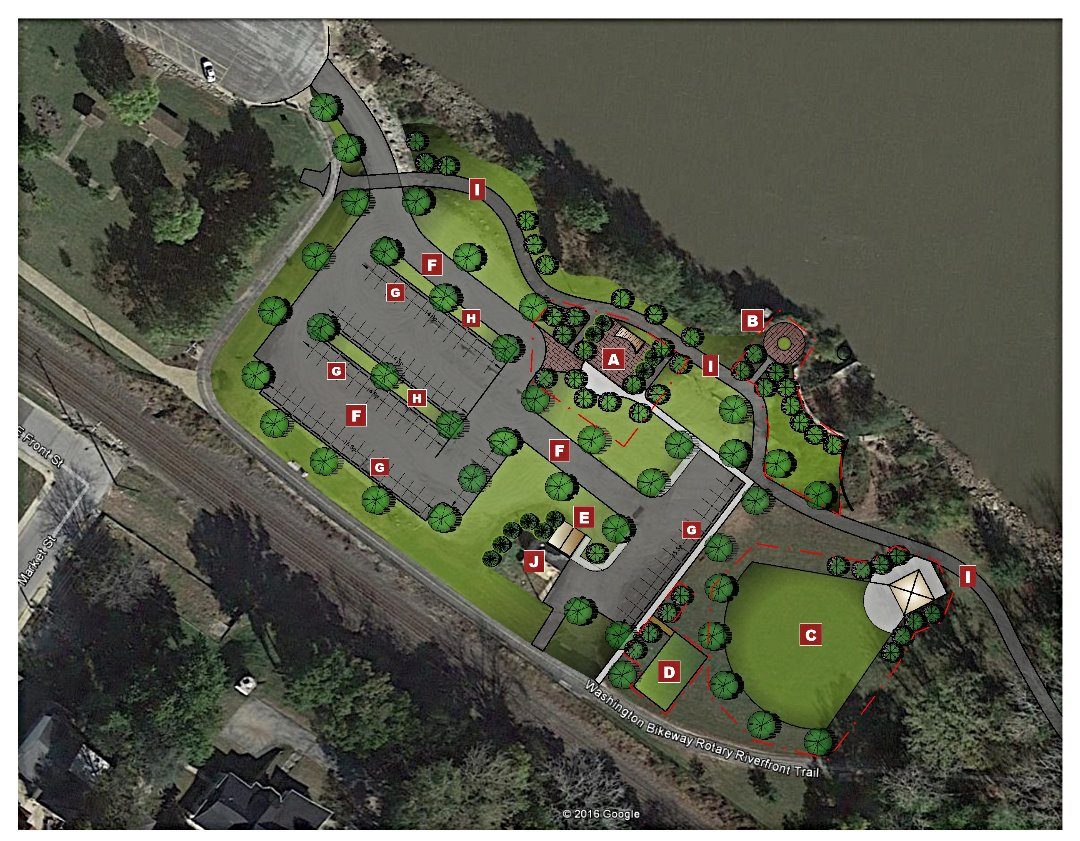 East Riverfront Park Improvements