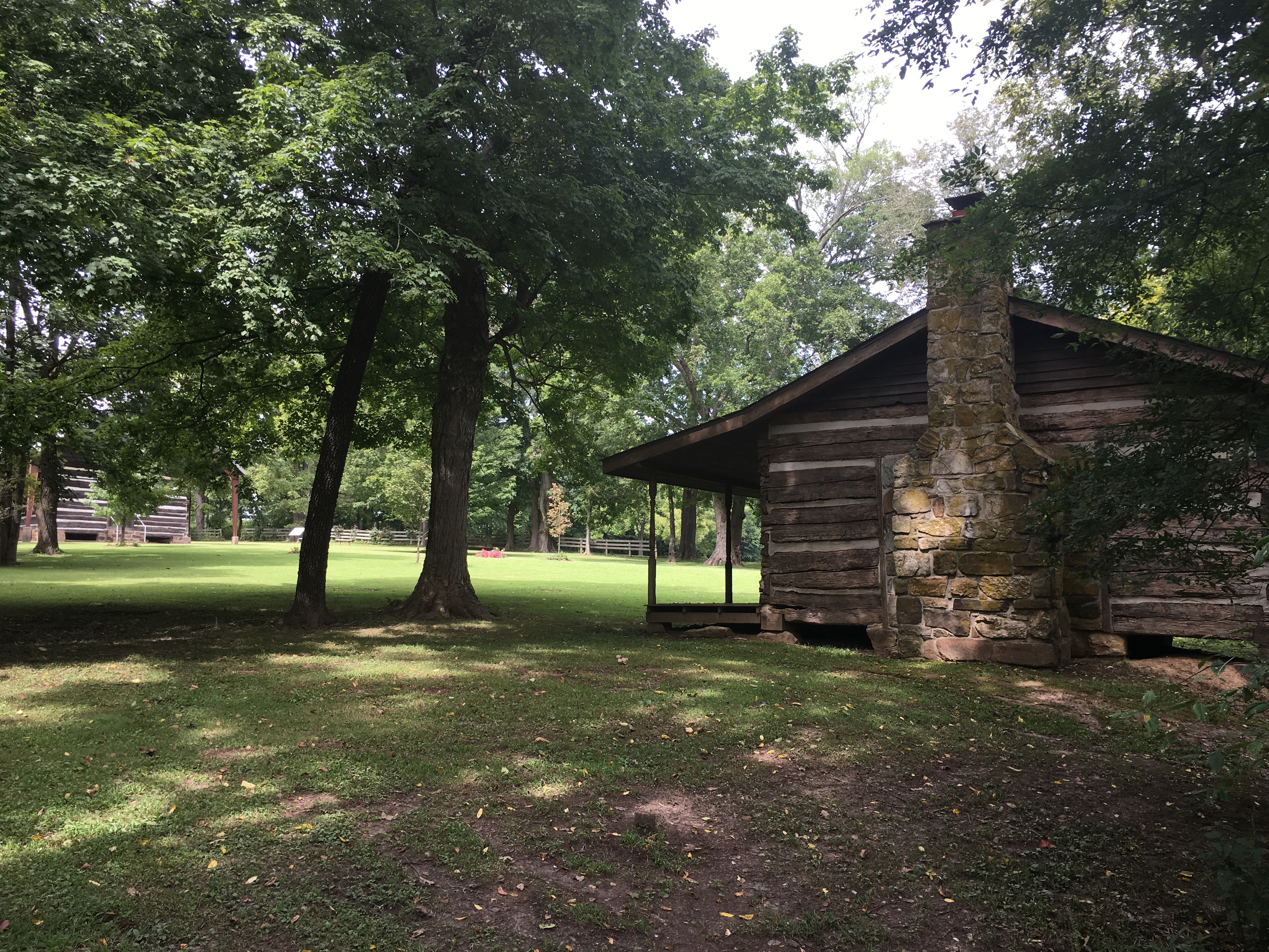 Historic Williams Cabin