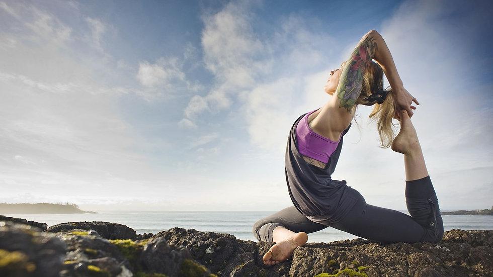 Видео, статьи и фото про йогу