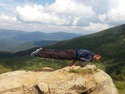 преподаватель йоги Александр