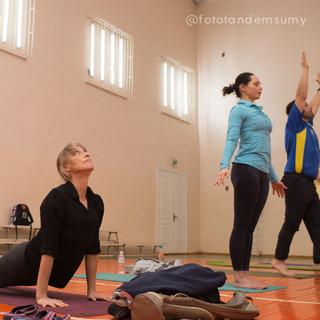 йога сегодня