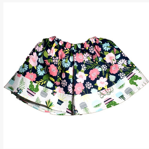 Flower in Paradise skirt